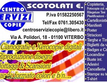 Centro Servizi e Copie di Scotolati Emanuele