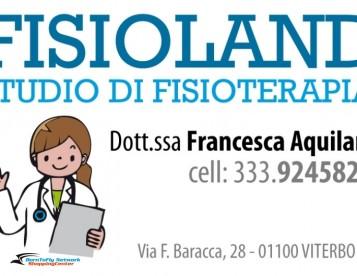 Fisioland di Aquilani Francesca