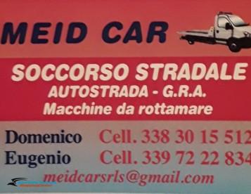 Meidcar Srls - Soccorso Stradale Iovine