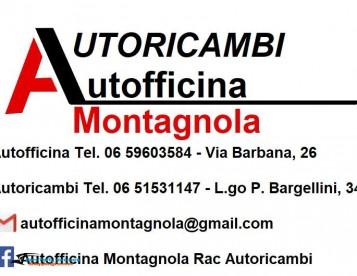 R.A.C. Autoricambi Autofficina Montagnola
