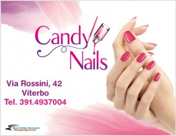 Candy Nails di Pamela Luziatelli