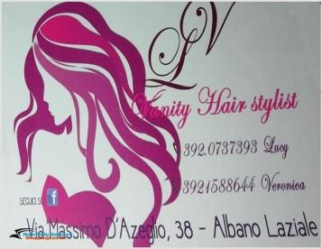 Vanity Hair Stylist Albano Laziale