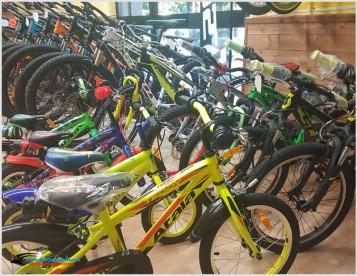Center Bike snc