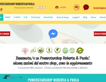Powerstarshop Roberta & Paola