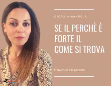 Giorgia networker Roma crea la tua rendita lavorando da casa