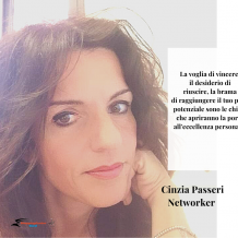 Cinzia Networker Roma il marketing è innovativo