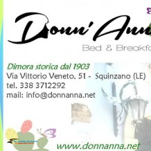 Donn'Anna - Bed & Breakfast