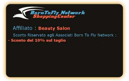 Beauty Salon a Partinico (Palermo) - Sconto Riservato agli Associati di Born To Fly Network